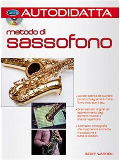 Autodidatta: Metodo di Sassofono Books and CDs | Saxophone