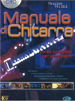 Manuale Di Chitarra (Book/DVD) Books and DVDs / Videos | Guitar