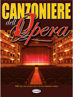 Il Canzoniere dell'Opera Books | Lyrics & Chords