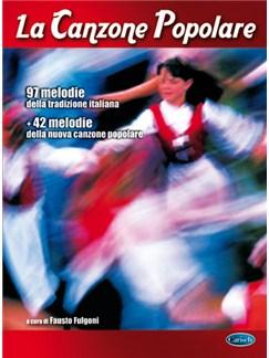 La Canzone Popolare Books   Guitar, Melody Line & Chords
