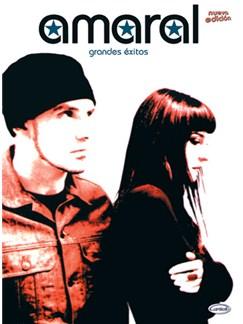 Amaral: Grande Éxitos Books | Piano, Vocal & Guitar