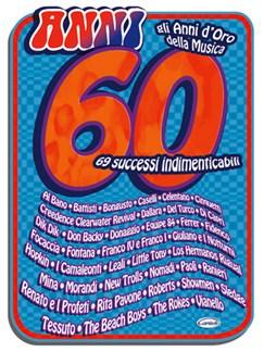 Anni 60, 69 Successi Indimenticabili Books | Guitar