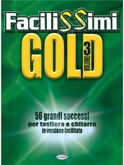 Facilissimi Gold, Volume 3 Libro | Guitarra