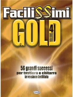 Facilissimi Gold, Volume 4 Libro | Guitarra