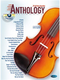 Anthology (Violin), Volume 1 CD y Libro | Violín