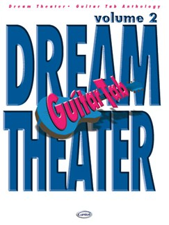 Dream Theater: Guitar Tab Anthology, Volume 2 Books | Guitar Tab