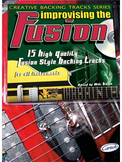 Improvising the Fusion CDs | Guitar