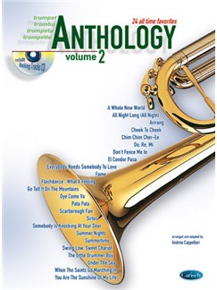 Anthology (Trumpet), Volume 2 Books and CDs | Trumpet