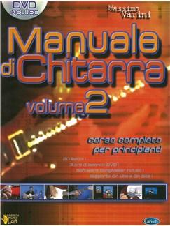 Manuale di Chitarra, Volume 2 Books and DVDs / Videos | Guitar