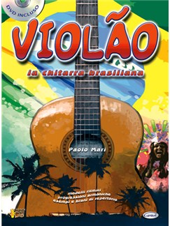 Violão, la Chitarra Brasiliana Books and DVDs / Videos   Guitar