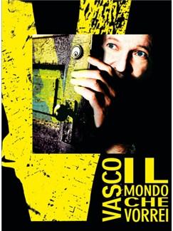 Vasco Rossi: Il Mondo che vorrei Libro | Guitarra