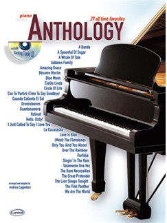 Anthology (Piano), Volume 1 Books and CDs | Piano