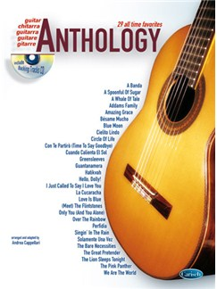 Anthology (Guitar), Volume 1 Books and CDs | Guitar