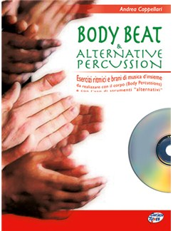 Body Beat & Alternative Percussion Books and CDs | Percussion
