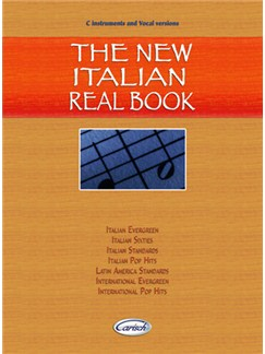 The New Italian Real Book Books | Guitar