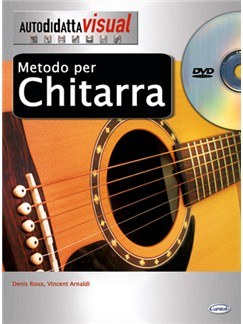 Metodo per Chitarra, Autodidatta Visual Books and DVDs / Videos | Guitar