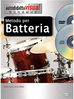 Metodo Per Batteria, Autodidatta Visual CD, DVDs / Videos y Libro | Batería