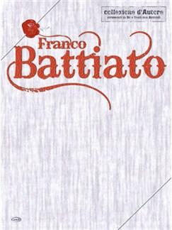 Franco Battiato: Collezione D'Autore Books | Melody Line, Lyrics & Chords