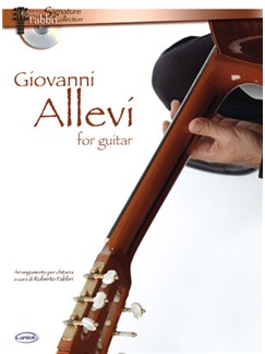 Giovanni Allevi for Guitar Books | Guitar