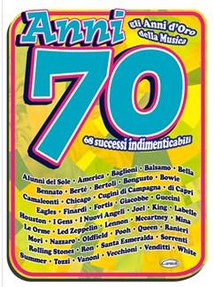 Anni 70, 68 successi indimenticabili. Books | Guitar