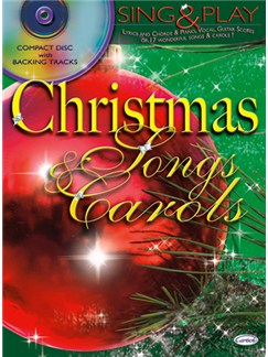 Christmas Songs & Carols, Sings & Play Books and CDs | Lyrics & Chords, Piano, Vocal & Guitar
