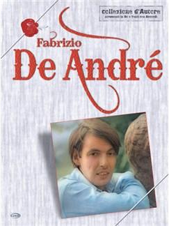 Fabrizio De André: Collezione d'Autore Books | Melody Line, Lyrics & Chords