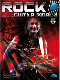 Rock Guitar World Books and DVDs / Videos | Guitar