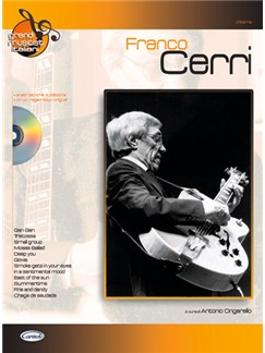 Franco Cerri: Grandi Musicisti Italiani Books and CDs | Guitar