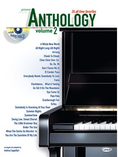 Anthology (Piano), Volume 2 Books and CDs | Piano