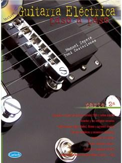 Guitarra Eléctrica Paso a Paso - Parte 2ª CD y Libro | Guitar