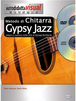 Metodo per Chitarra Gypsy Jazz Books, CDs and DVDs / Videos | Guitar