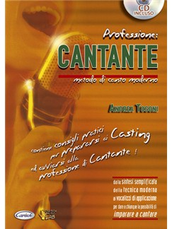 Professione: Cantante Books and CDs | Voice