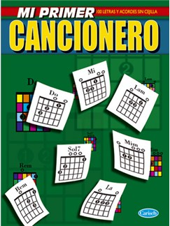 Mi Primer Cancionero Books | Lyrics & Chords
