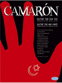 Camarón (Guitar TAB) Livre | Guitare, Tablature Guitare, Voix