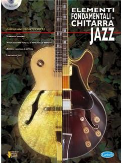Elementi Fondamentali della Chitarra Jazz Books   Guitar