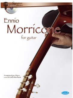 Ennio Morricone for Guitar Books and CDs | Guitar