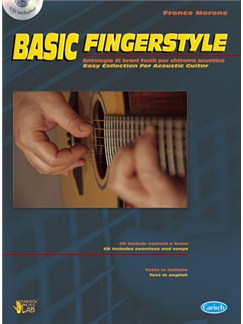 Basic Fingerstyle Books and CDs | Guitar