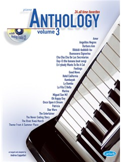 Anthology (Piano), Volume 3 Books and CDs | Piano