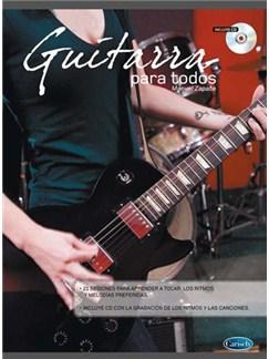 Guitarra para Todos CD y Libro | Guitar