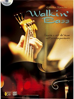 Walking Bass Books and CDs | Bass Guitar