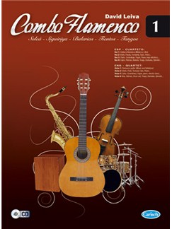 Combo Flamenco, Volume 1 Books and CDs | Guitar, All Instruments