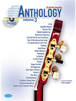 Anthology (Guitar), Volume 3 Books and CDs | Guitar