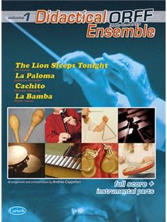 Didactical Ensemble Orff, Volume 1 Books | Ensemble