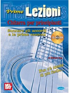 Prime Lezioni - Chitarra Books and CDs | Guitar