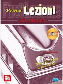 Prime Lezioni - Armonica Books and CDs | Harmonica