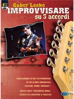 Improvvisare su 3 Accordi Books and DVDs / Videos | Guitar
