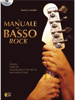 Il Manuale del Basso Rock Books and CDs | Bass Guitar