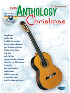 Anthology Christmas (Guitar) Books and CDs | Guitar