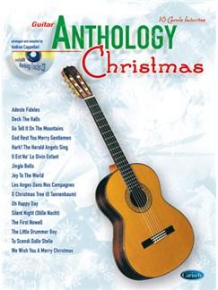 Anthology Christmas (Guitar) Bog og CD | Guitar