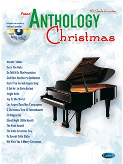 Anthology Christmas (Piano) Books and CDs | Piano